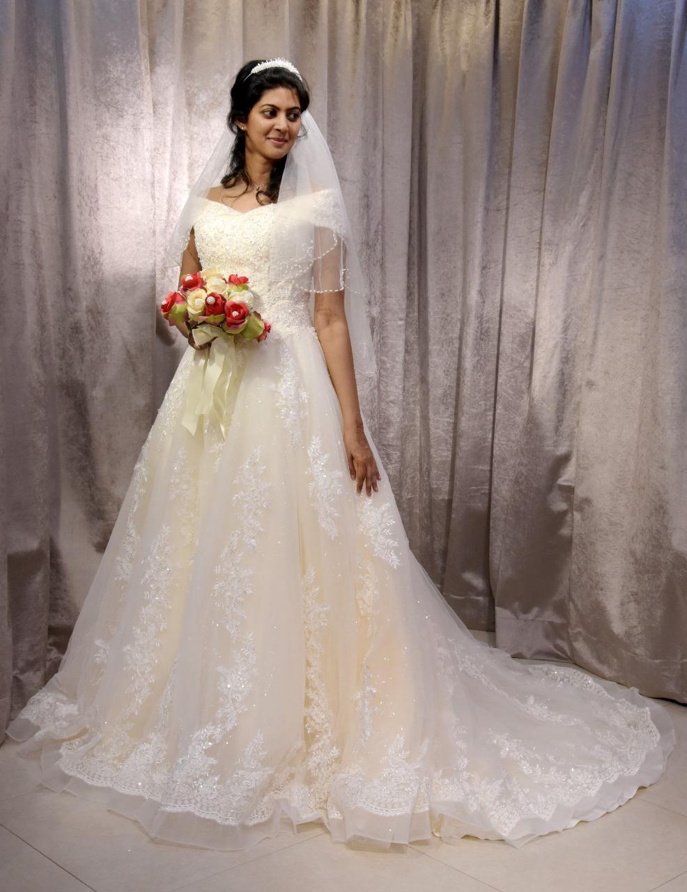 Christian Bridal Dresses | Christian Bridal Dresses In Chennai ...